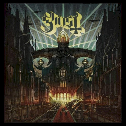 Album cover for Meliora by Ghost.